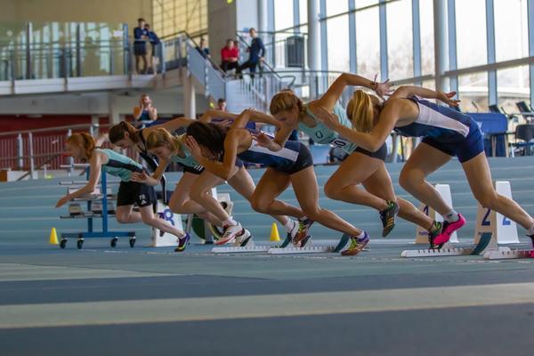 Women's 60m FEAR 2020